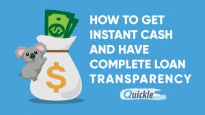 Quickle - instant loans